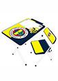 Fenerbahçe Çalışma Masası Renkli